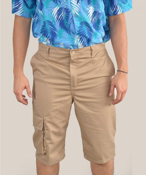 Pantalon Corto De Drill Para Hombre Dotamos